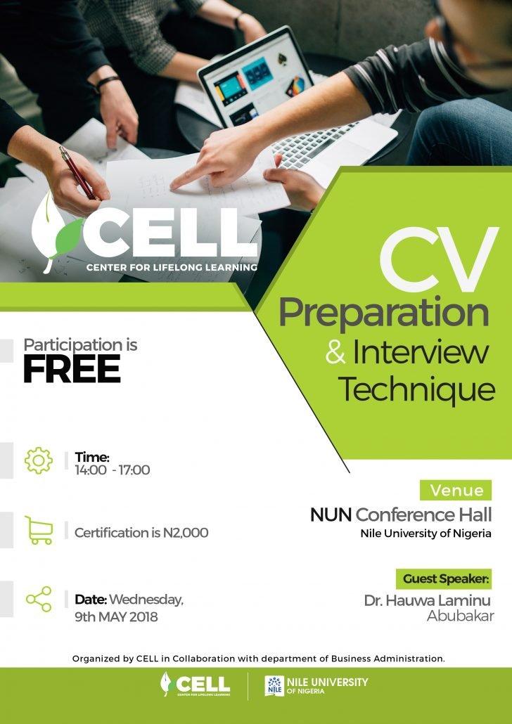 cv preparation  u0026 interview technique