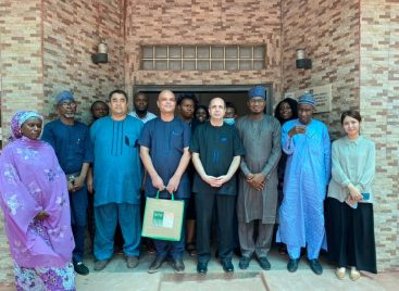 Abuja Enterprise Agency Visit