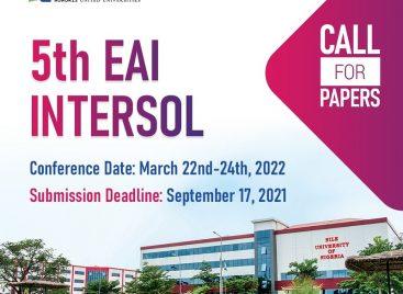 5th EAI INTERSOL