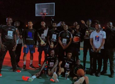 Nile Spartans Win Abuja City Basketball League