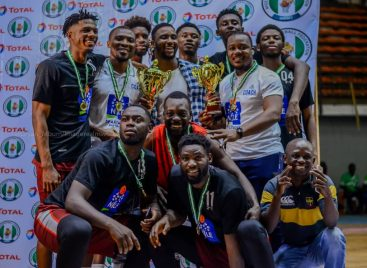 Nile Spartans Wins Total National Division 1 Basketball League
