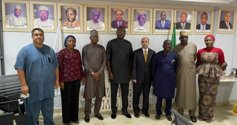 Nile University Holds Collaboration Talks with Abuja Chamber of Commerce and Industry and Abuja Enterprise Agency