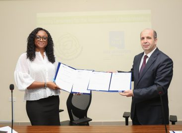 Nile University Signs MoU with Jela's Development Initiatives