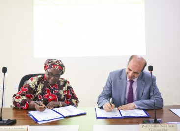 Nile University Signs MoU with Nigerian Economic Society