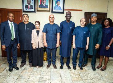 Nile University Team Visits NEXIM Bank